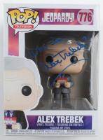 "Alex Trebek Signed ""Jeopardy"" #776 Funko Pop! Vinyl Figure Inscribed ""Who Is"" (JSA COA) at PristineAuction.com"