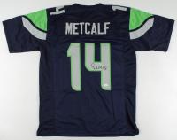 D.K. Metcalf Signed Jersey (JSA COA) at PristineAuction.com