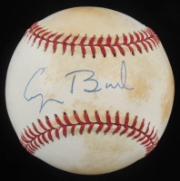 George H. W. Bush Signed OAL Baseball (JSA LOA) at PristineAuction.com