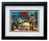 """Toy Story"" 16x18 Custom Framed Photo Display at PristineAuction.com"