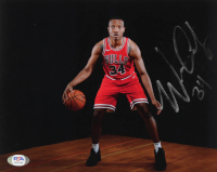 Wendell Carter Jr. Signed Bulls 8x10 Photo (PSA Hologram) at PristineAuction.com