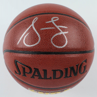 Steve Francis Signed NBA Basketball (JSA COA) at PristineAuction.com