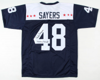 """Gale Sayers Signed Jersey Inscribed """"Kansas Comet"""" (JSA COA) at PristineAuction.com"""