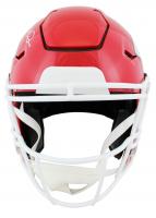 Joe Montana Signed Chiefs Full-Size Authentic On-Field SpeedFlex Helmet (JSA COA) at PristineAuction.com