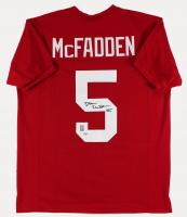 Darren McFadden Signed Jersey (PSA COA & McFadden Hologram) at PristineAuction.com