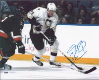 Evgeni Malkin Signed Penguins 11x14 Photo (Beckett COA & PSA Hologram) at PristineAuction.com