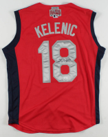 Jarred Kelenic Signed 2019 American League All-Star Futures Game Jersey (JSA COA) at PristineAuction.com