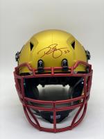 Dwayne Bowe Signed Full-Size Authentic On-Field Vengeance Helmet (JSA COA) at PristineAuction.com