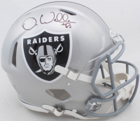 Darren Waller Signed Raiders Full-Size Authentic On-Field Speed Helmet (Beckett COA) at PristineAuction.com