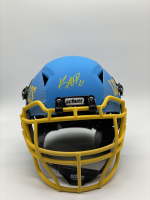 Keenan Allen Signed Full-Size Authentic On-Field Hydro-Dipped Vengeance Helmet (Beckett COA) at PristineAuction.com