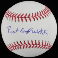 Bobby Witt Jr. Signed OML Baseball with Full-Name Signature (JSA COA) at PristineAuction.com