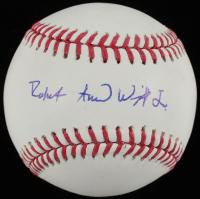 Bobby Witt Jr. Signed OML Baseball (JSA COA) at PristineAuction.com