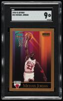 Michael Jordan 1990-91 SkyBox #41 (SGC 9) at PristineAuction.com