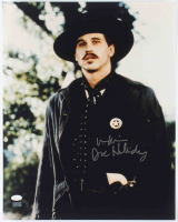 "Val Kilmer Signed ""Tombstone"" 16x20 Photo Inscribed ""Doc Holliday"" (JSA COA) at PristineAuction.com"