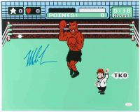 "Mike Tyson Signed ""Punch-Out!!"" 16x20 Photo (JSA COA) at PristineAuction.com"