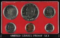 1975-S Bicentennial U.S. Proof Set with (6) Coins at PristineAuction.com