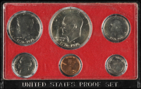 1976-S Bicentennial U.S. Proof Set with (6) Coins at PristineAuction.com