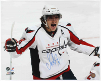 Alexander Ovechkin Signed Capitals 16x20 Photo (JSA COA) at PristineAuction.com