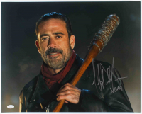 "Jeffrey Dean Morgan Signed ""The Walking Dead"" 16x20 Photo Inscribed ""Negan"" (JSA COA) at PristineAuction.com"