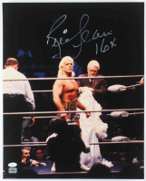 "Ric Flair Signed WWE 16x20 Photo Inscribed ""16x"" (JSA COA) at PristineAuction.com"