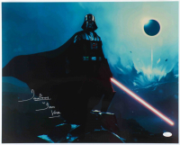 "Dave Prowse Signed ""Star Wars"" 16x20 Photo Inscribed ""is Darth Vader"" (JSA COA) at PristineAuction.com"
