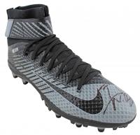 T.J. Watt Signed Nike Football Cleat (Beckett COA) at PristineAuction.com