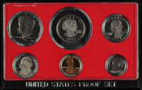 1979-S U.S. Proof Set with (6) Coins at PristineAuction.com