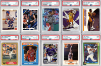 Icon Authentic SPX Series 49 Mystery Box 50+ Cards Per Box at PristineAuction.com