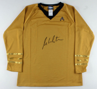 "William Shatner Signed ""Star Trek"" Prop Uniform Shirt (JSA COA) at PristineAuction.com"