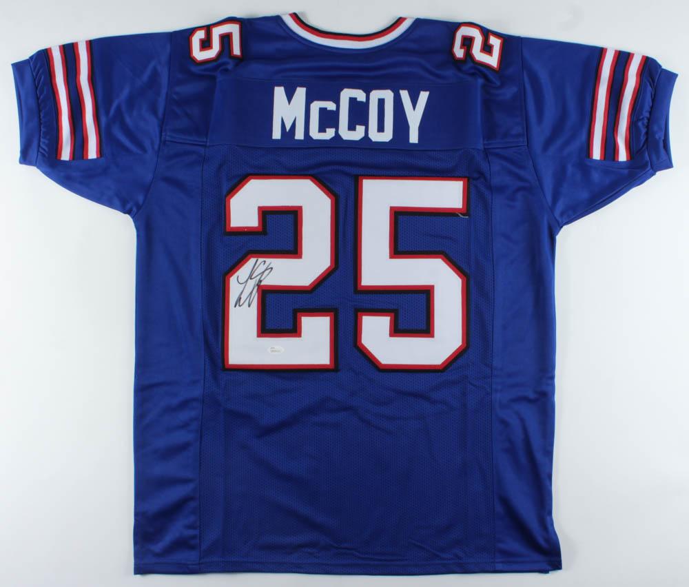 LeSean McCoy Signed Jersey (JSA COA) | Pristine Auction