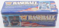 1987 Fleer Baseball Collectors Tin Complete Set of (660) Baseball Cards at PristineAuction.com