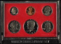 1981-S U.S. Proof Set with (6) Coins at PristineAuction.com
