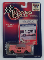 Dale Earnhardt Sr. K-2 1956 Pink Ford Victoria 1:64 Scale Die-Cast Car at PristineAuction.com