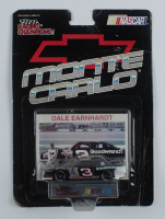 Dale Earnhardt Sr. #3 GM Goodwrench Brickyard 400 1995 Monte Carlo 1:64 Scale Die-Cast Car at PristineAuction.com