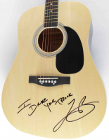 "Lee Brice Signed 41"" Acoustic Guitar Inscribed ""I Drive Your Truck"" (Beckett COA) at PristineAuction.com"