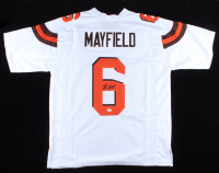 Baker Mayfield Signed Jersey (Beckett COA) at PristineAuction.com