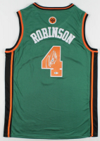 Nate Robinson Signed Knicks Jersey (Beckett COA) at PristineAuction.com