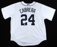 Miguel Cabrera Signed Tigers Jersey (JSA COA) at PristineAuction.com