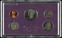 1988-S U.S. Proof Set with (5) Coins at PristineAuction.com