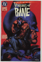 "1993 ""Vengeance Of Bane"" Issue #1 DC Comic Book at PristineAuction.com"