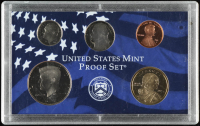 2003-S U.S. Mint Proof Set with (5) Coins at PristineAuction.com