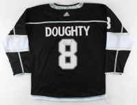 Drew Doughty Signed Kings Jersey (JSA COA) at PristineAuction.com