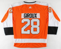 Claude Giroux Signed Flyers Captains Jersey (JSA COA) at PristineAuction.com