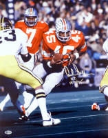 "Archie Griffin Signed Ohio State Buckeyes 16x20 Photo Inscribed ""H.T. 1974 / 75"" (Beckett COA) at PristineAuction.com"