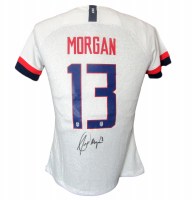 Alex Morgan Signed Team USA Jersey (PSA COA) at PristineAuction.com