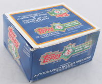2003 Topps Series 1 Baseball Wax Box with (24) Packs at PristineAuction.com