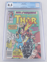 "1989 ""The Mighty Thor"" Issue #412 Marvel Comic Book (CGC 8.5) at PristineAuction.com"