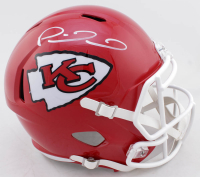 Patrick Mahomes Signed Chiefs Full-Size Speed Helmet (Beckett COA) at PristineAuction.com