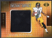 Chase Claypool 2020 Illusions Instant Impact Jersey Card #II27 at PristineAuction.com