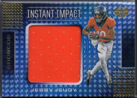 Jerry Jeudy 2020 Illusions Instant Impact Jersey Card #II13 RC at PristineAuction.com